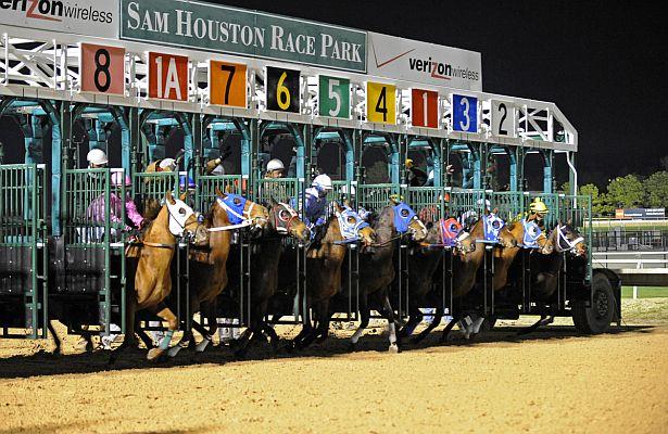 Sam Houston Race Track