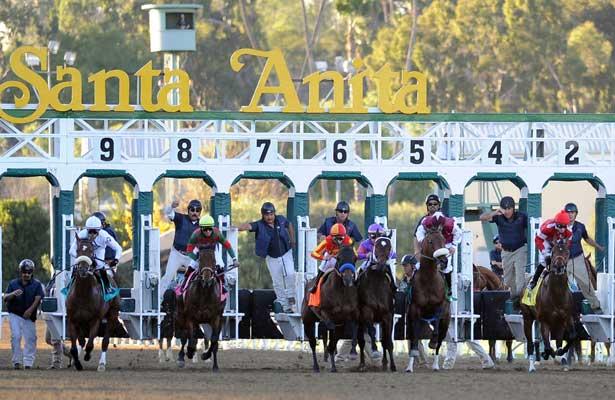 Santa Anita Park Launches Sa Derby Contest Horse Racing