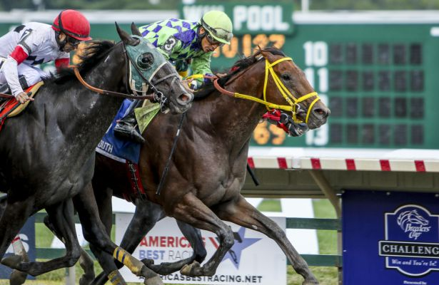 Wildcat Red Targets Saratoga S Forego Horse Racing Nation